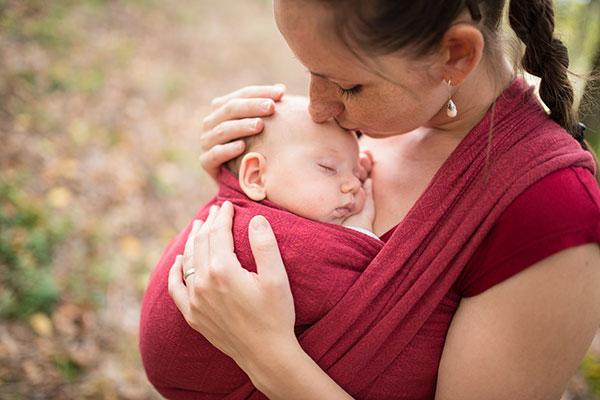 Schwangere Mütter und Babys